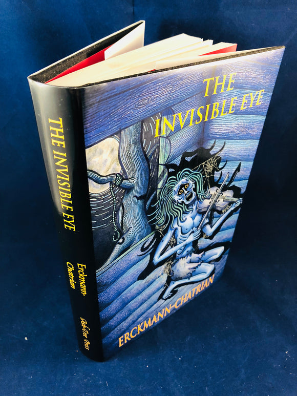 Erckmann-Chatrian - The Invisible Eye, Ash-Tree Press 2002, Limited to 500 Copies, Inscribed