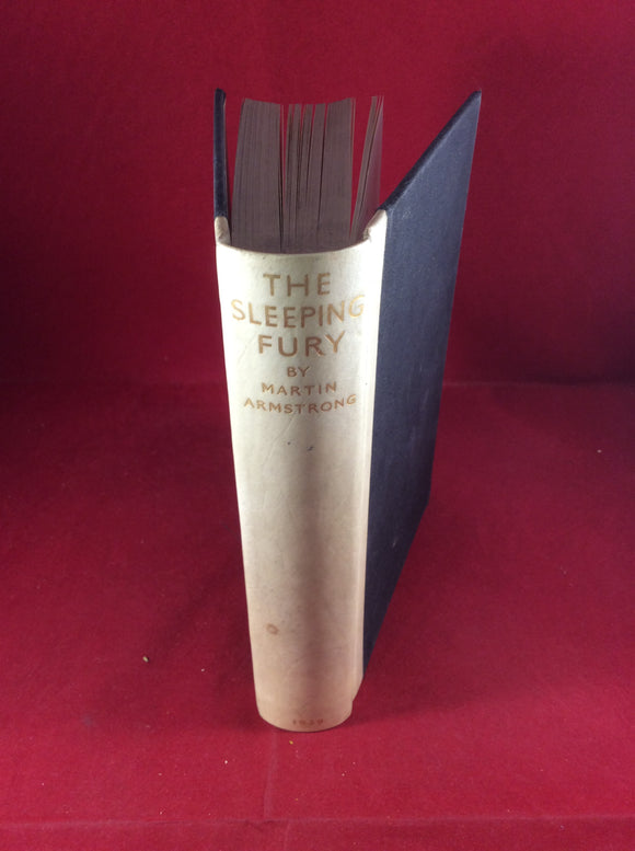 Martin Armstrong, The Sleeping Fury, Victor Gollancz, 1929, Signed, Limited Edition (125).