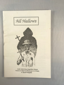 All Hallows 3 - 1991, The Journal of the Ghost Story Society, Barbara Roden & Christopher Roden, Ash-Tree Press