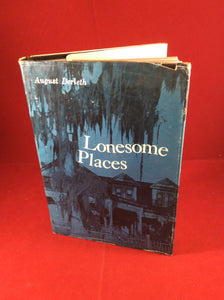 August Derleth, Lonesome Places, Arkham House, 1962, Limited Edition (2200).