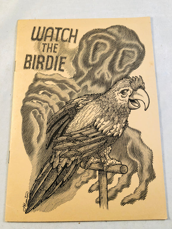 Ramsey Campbell - Watch The Birdie