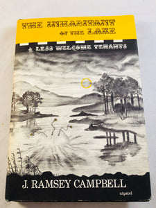 J. Ramsey Campbell - The Inbabitant of the Lake and Less Welcome Tenants., Arkham house 1964
