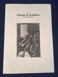 The Ghosts & Scholars - M. R. James Newsletter, Haunted Library Publications, Issue 15 (May 2009)