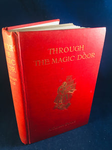 Arthur Conan Doyle - Through the Magic Door, Smith, Elder 1907, 1st Edition