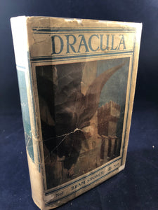 Bram Stoker - Dracula, William Rider, London, 1927 (Seventeenth Edition)