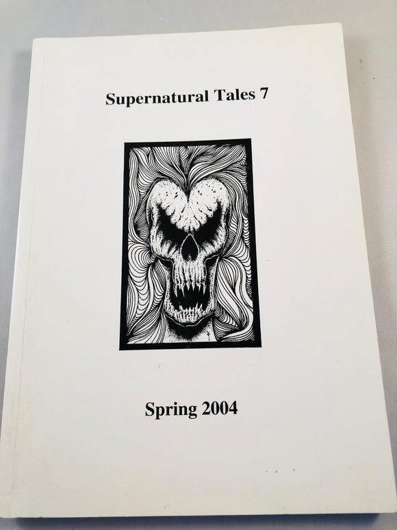 Supernatural Tales 7, Spring 2004 - David Longhorn