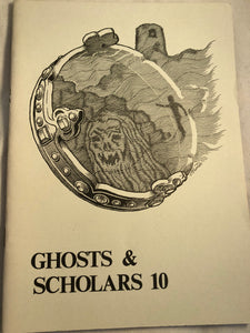 Ghosts & Scholars - Haunted Library, Rosemary Pardoe 1988, Issue 10