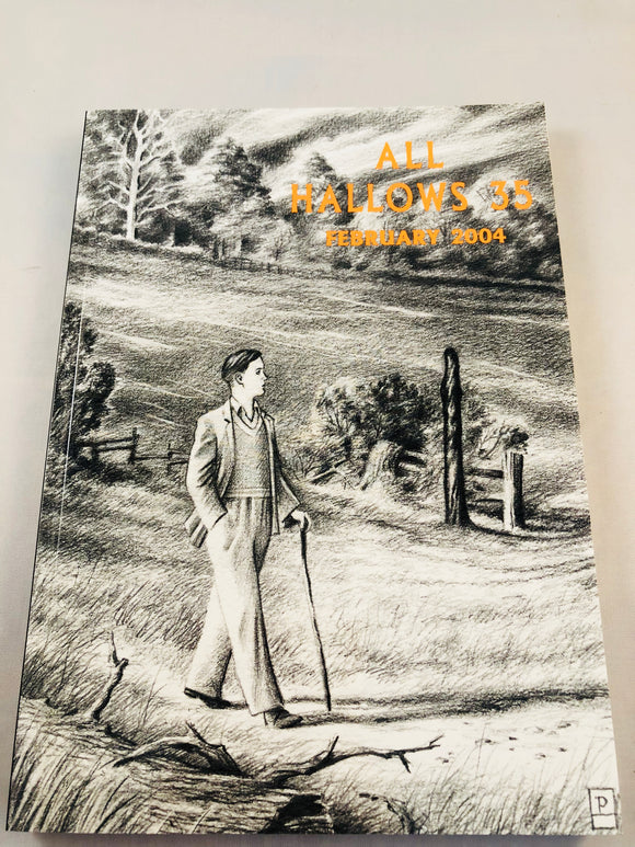 All Hallows 35 - Feb 2004, The Journal of the Ghost Story Society, Barbara Roden & Christopher Roden, Ash-Tree Press