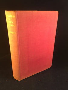 E. F. Benson - Daughters of Queen Victoria, Cassell, May 1939 (2nd Edition), Illustrated