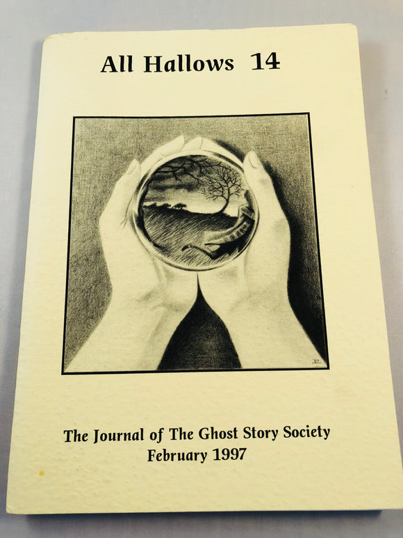 All Hallows 14 - Feb 1997, The Journal of the Ghost Story Society, Barbara Roden & Christopher Roden, Ash-Tree Press