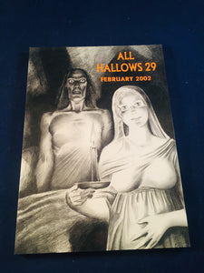 All Hallows 29 - Feb 2002, The Journal of the Ghost Story Society, Barbara Roden & Christopher Roden, Ash-Tree Press
