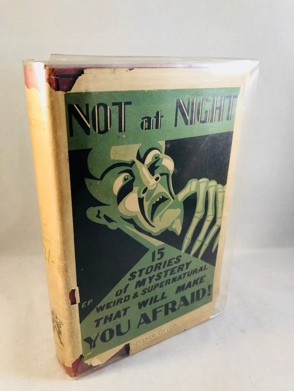 Christine Campbell Thomson - Not at Night, Selwyn & Blount, April 1927, 7th Impression (Not At Night Series Book 1)