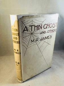 M. R. James - A Thin Ghost and Others