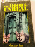 Gerald Biss - The Door of the Unreal, Ash-Tree Press 2002, Classic Macabre Paperback, Inscribed & Signed