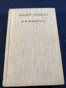 H. R. Wakefield - Ghost Stories, Johnathan Cape, Florin Books 1934, 1st Edition, 2nd Impression