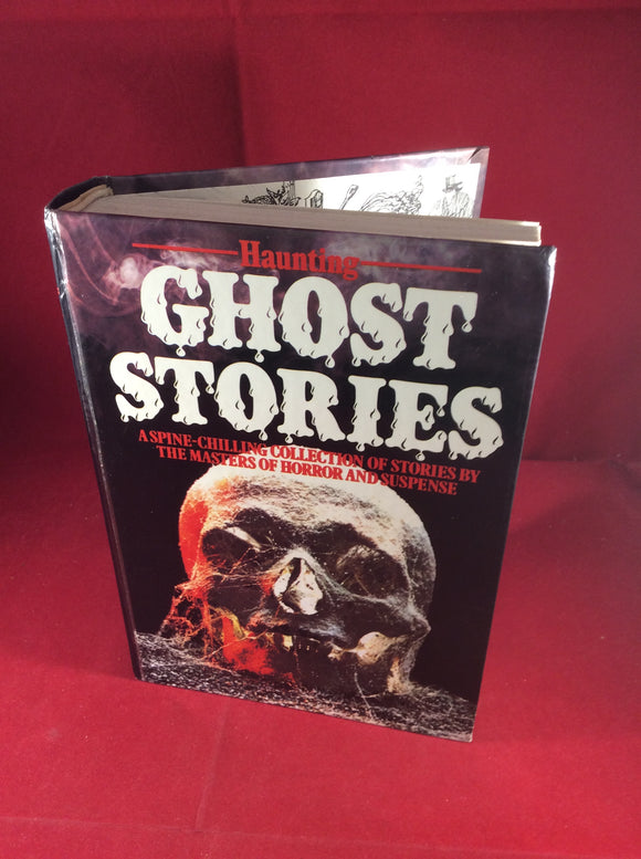 Deborah Shine (ed), Ghost Stories, Octopus, 1980, First Edition.