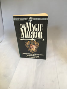 Algernon Blackwood - The Magic Mirror, Introduced by Mike Ashley, 1989