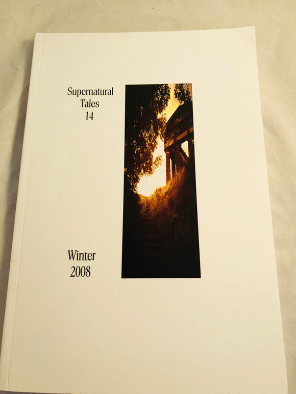 Supernatural Tales 14, Winter 2008 - David Longhorn