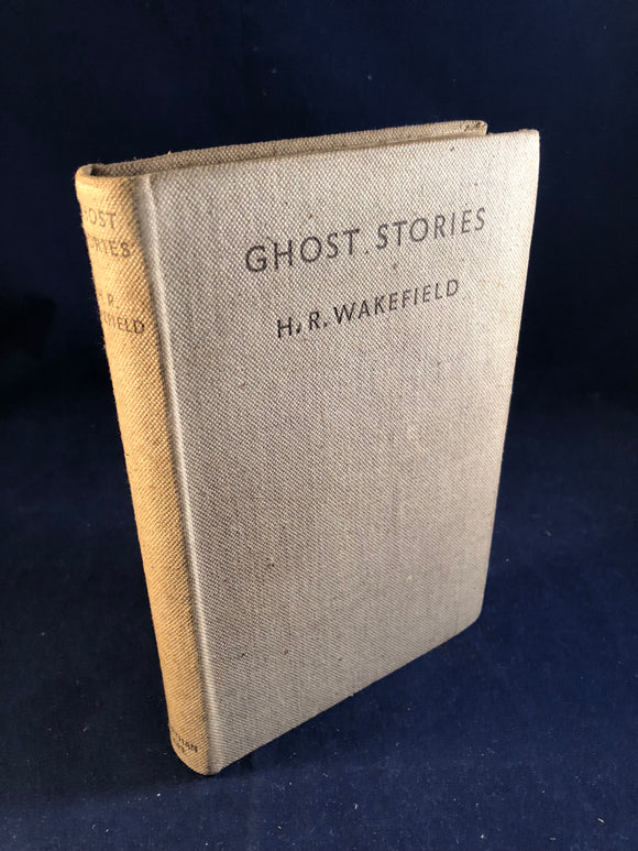 H. R. Wakefield - Ghost Stories, Johnathan Cape, Florin Books 1935, 1st Edition, 2nd Impression