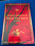 John Connolly - Nocturnes, Hodder & Stoughton 2004, Exclusive 1st Edition, Signed by the Author & Nocturnes A CODA with CD, 1st Edition, Signed by the Author