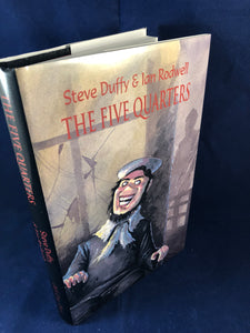 Steve Duffy & Ian Rodwell - The Five Quarters, Ash-Tree Press 2001, Limited to 500 Copies