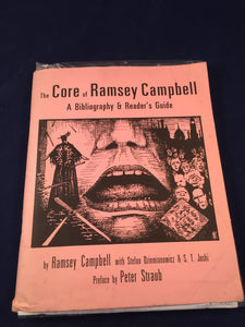Ramsey Campbell - Core of Ramsey Campbell, 1995, 1st Printing