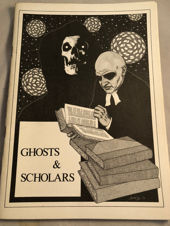 Ghosts & Scholars - Haunted Library, Rosemary Pardoe 1979