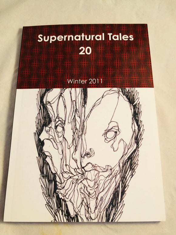 Supernatural Tales 20, Winter 2011 - David Longhorn