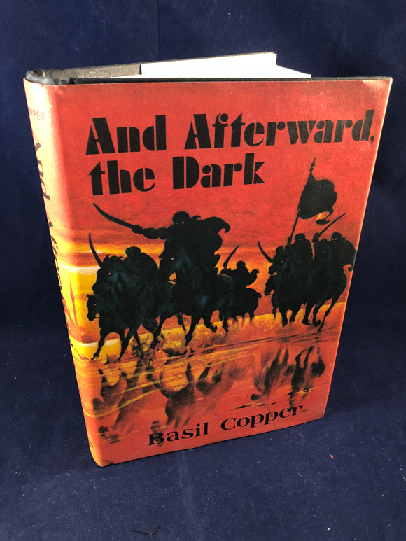 Basil Copper - And Afterward the Dark, Arkham House 1977, 1st Edition