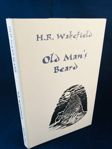 H. R. Wakefield - Old Man's Beard, Fifteen Disturbing Tales, Ash-Tree Press 1996, Limited to 400 Copies, Post Card