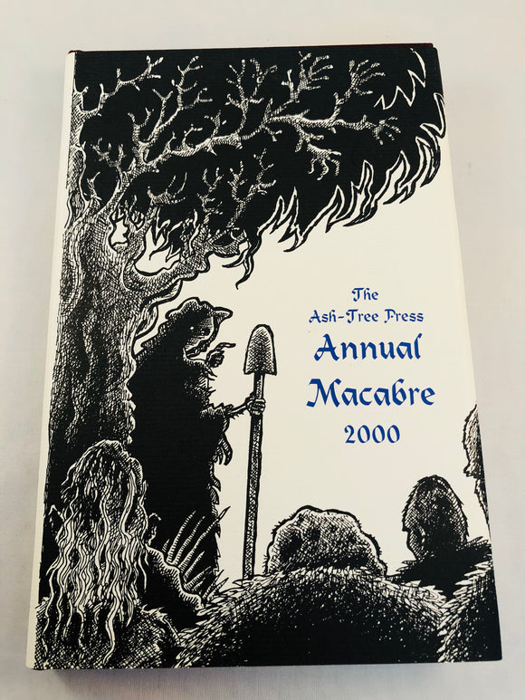 The Ash-Tree Press Annual Macabre 2000, Limited to 500 Copies