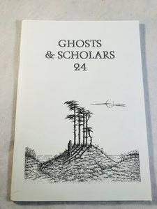 Ghosts & Scholars - Haunted Library, Rosemary Pardoe  1997, Issue 24