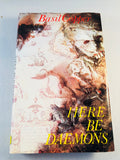 Basil Copper - Here Be Daemons, Robert Hale 1978, 1st Edition, Inscribed & Signed