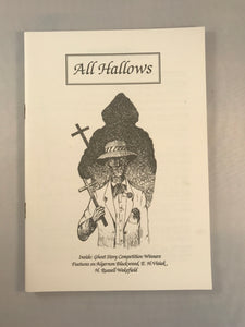 All Hallows 3 - 1991, The Journal of the Ghost Story Society