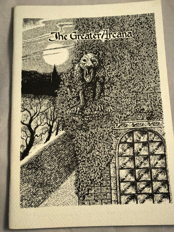 The Greater Arcana by Ron Weighell - Haunted Library, Rosemary Parode 1994