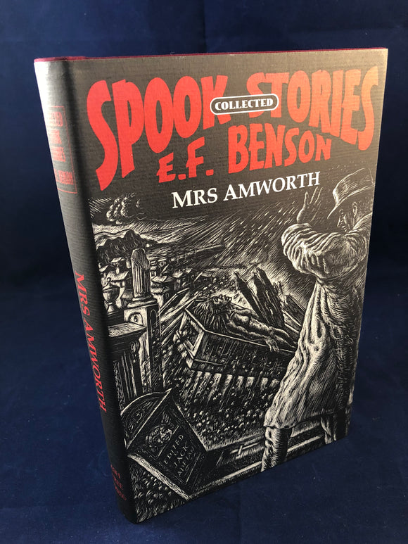 E.F. Benson - Mrs Amworth, Spook Stories, Ash-Tree Press 2001, Edited by Jack Adrian