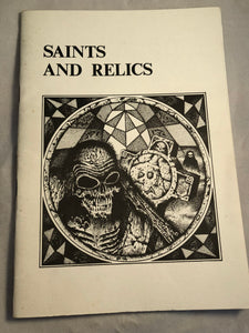 Saints and Relics - Haunted Library, Rosemary Pardoe 1983