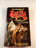 Basil Copper - The Dossier of Solar Pons (8), Pinnacle Books 1979, 1st Edition, Inscribed & Signed (Paperback)