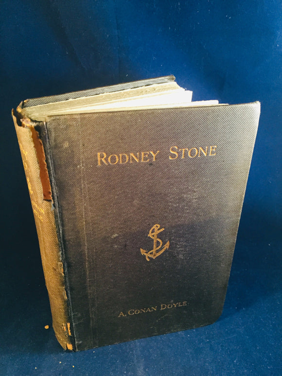 Arthur Conan Doyle - Rodney Stone, Smith, Elder 1896, 1st Edition