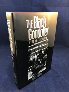 Fritz Leiber - The Black Gondolier & Other Stories, Midnight House 2000, Limited Edition 4/450