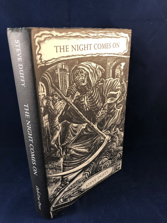 Steve Duffy - The Night Comes On, Ash-Tree Press 1998, Limited to 500 Copies, Letter
