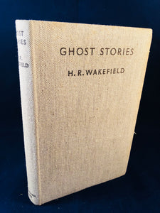 H. R. Wakefield - Ghost Stories, Johnathan Cape, Florin Books 1932, 1st Edition, Signed