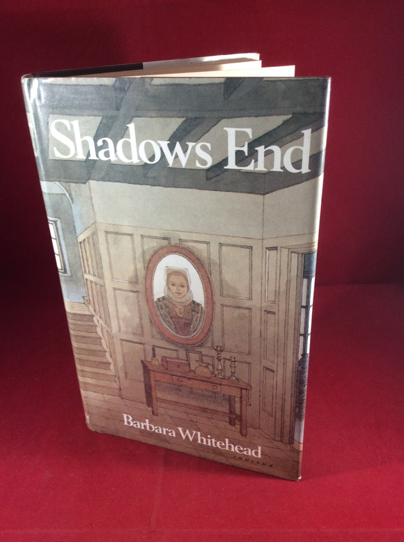 Barbara Whitehead, Shadows End, William Kimber, 1984, First Edition, Signed and Inscribed, Presentation Copy.