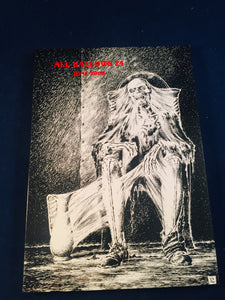 All Hallows 24 - June 2000, The Journal of the Ghost Story Society, Barbara Roden & Christopher Roden, Ash-Tree Press