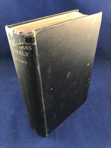 J. Sheridan Le Fanu - In a Glass Darkly, Peter Davies 1929, 1st Edition, 1st Issue.