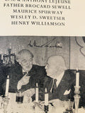 Arthur Machen - Memories & Impressions by Adrian Goldstone C. A. & Anthony Lejeune,  Father Brocard Sewell, Maurice Spurway, Wesley D. Sweetser & Henry Williamson, Saint Albert's Press 1960, No. 173 of 350 Copies