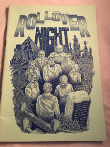 Rollover Night, More Binscombe Tales by John Whitbourn -  Rosemary Pardoe 1990