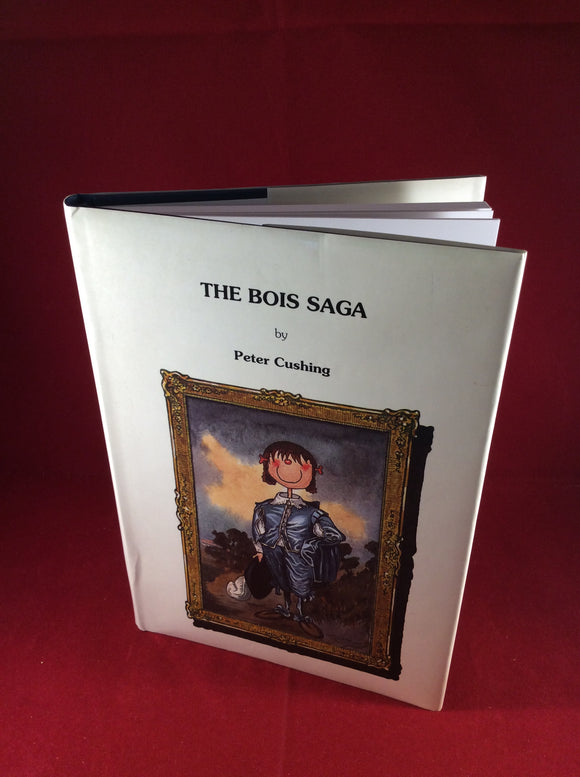 Peter Cushing, The Bois Saga, Oyster Press, 1994, First Edition, Limited Edition 469/500.