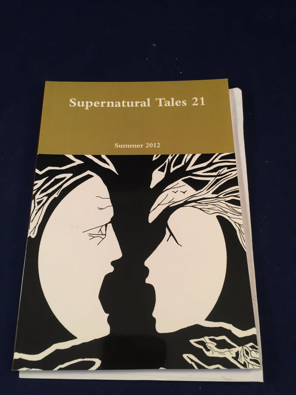 Supernatural Tales 21, Summer 2012 - David Longhorn