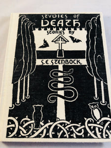 Stanislaus Eric, Count Stenbock - Studies of Death, Durtro Press 1994, 296/300
